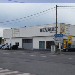 Garage pailleux renault for Garage renault saint orens